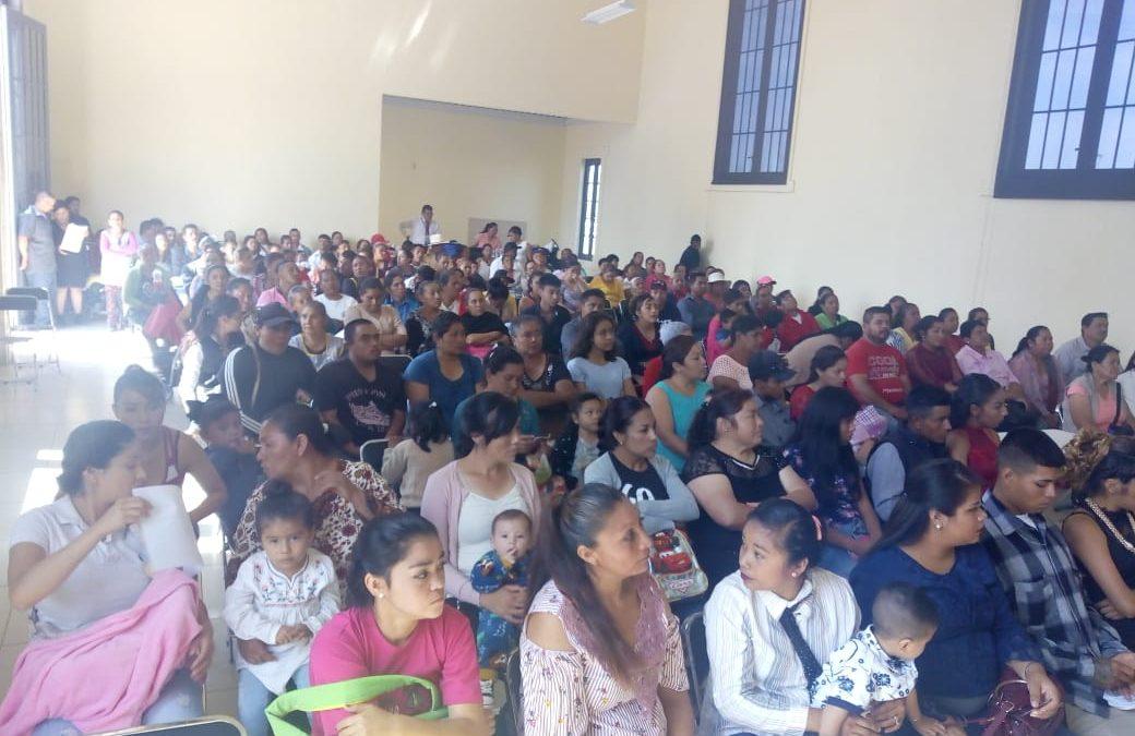 Feria de Servicios en Centro Impulso Social de Puerto Interior