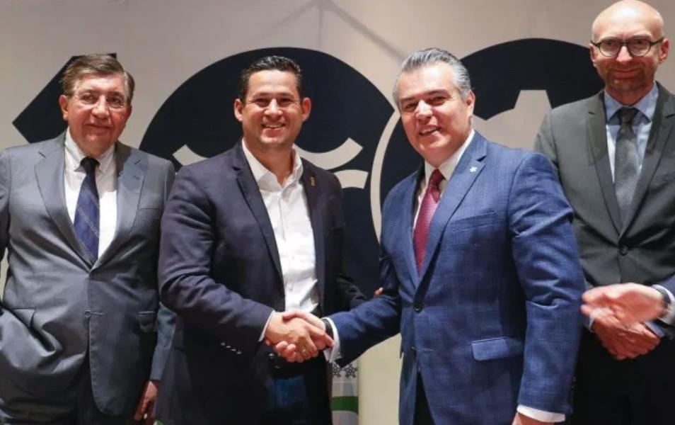 Guanajuato listo para ser la capital mundial de la industria 4.0, tecnología e innovación.