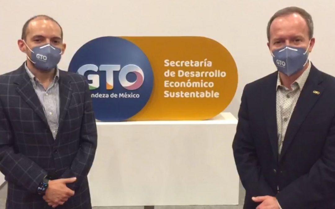 Se impulsa la innovación y el emprendimiento en Guanajuato.