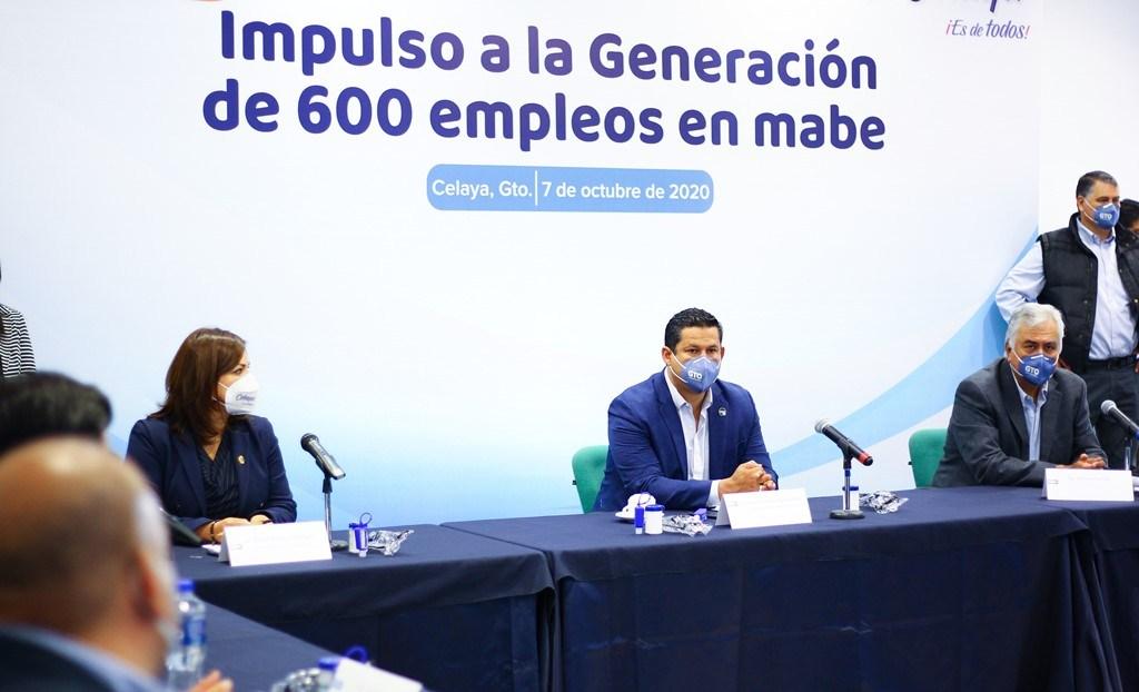 Con empleos se reactiva la economía en Guanajuato