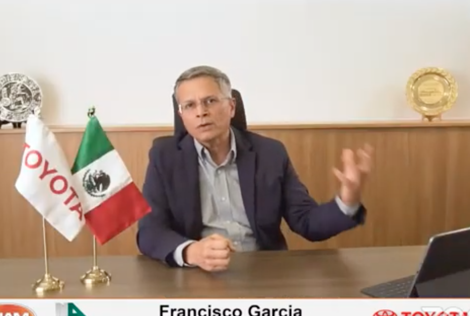 Toyota México referencia mundial de la fabricación de automóviles.
