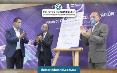 CLAUGTO e IDEA GTO firman convenio de colaboración.