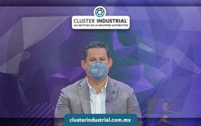 Guanajuato, el epicentro de la industria 4.0: Gobernador.