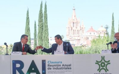 Guanajuato se consolida como plataforma económica y logística de calidad mundial.