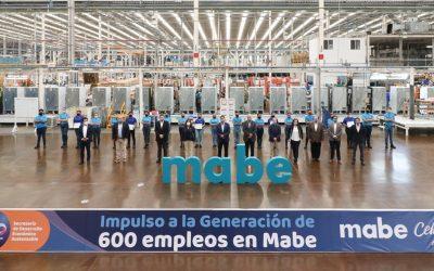 Guanajuato registra 2 mil 350 millones de dólares y más de 26 mil empleos en materia de atracción de inversiones.