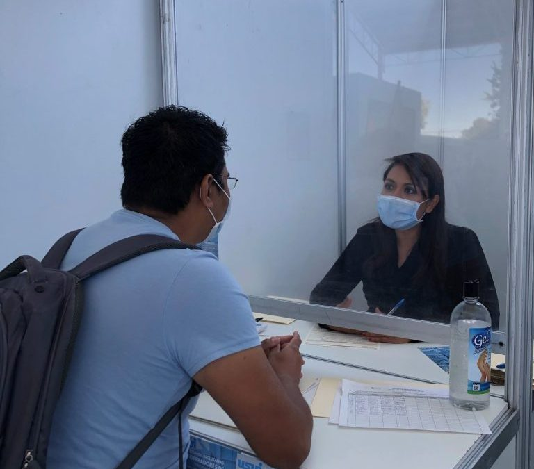 Con Vinculación laboral de SDES más de 66 mil guanajuatenses obtuvieron un empleo.