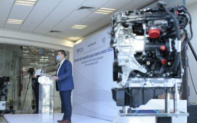 Anuncia Volkswagen México más de 233 millones de dólares en Guanajuato.