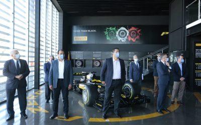 Con Pirelli, en Guanajuato sí se impulsa la capacitación y la generación de empleos.