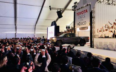 A un año de su inauguración, Toyota mantiene su compromiso con Guanajuato y México.