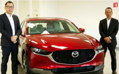 Takuji Iwashita, nuevo presidente y CEO de la planta de Mazda en México.
