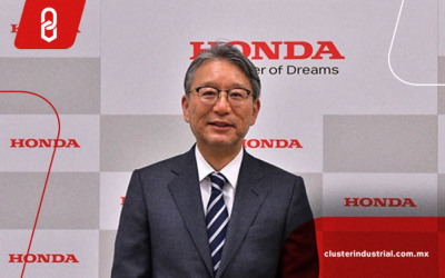 Dai Fujikawa, nuevo Presidente y CEO de Honda de México.