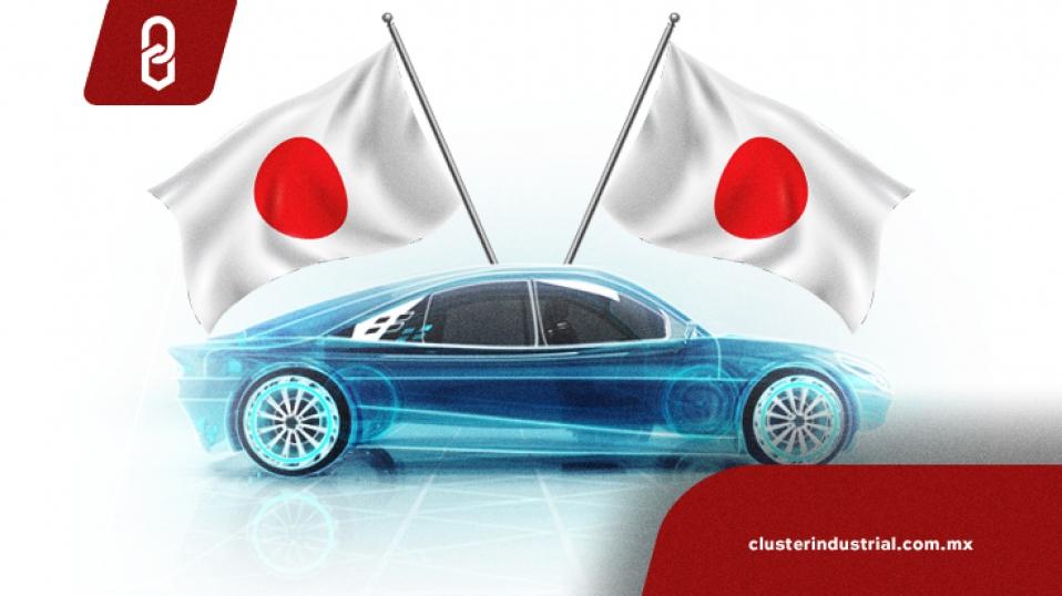 Marcas japonesas se unen por el futuro de los autos.
