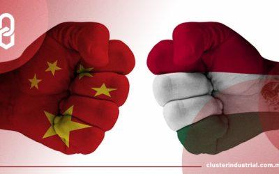 México y China, compiten por ser el primer socio comercial de EU.