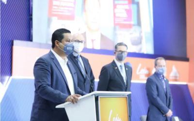 Guanajuato se posicionará como el epicentro de los negocios y de los eventos internacionales en América Latina: Gobernador.