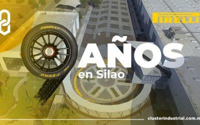 Pirelli celebra 9 años en Guanajuato.