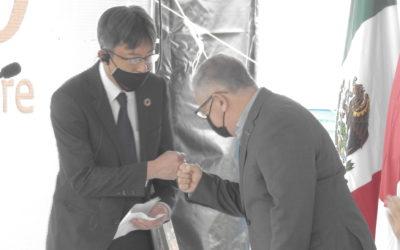 Denso inicia su tercera expansión en Guanajuato Puerto Interior; invierte 9.8 mdd.