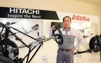 Crece producción en Hitachi Astemo Puerto Interior